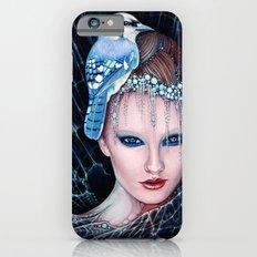 geai bleu iPhone 6 Slim Case
