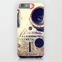 Brownie 8mm iPhone 6 Slim Case