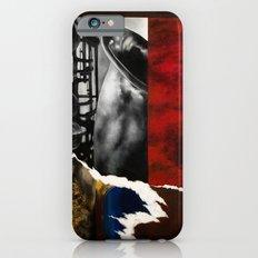 Music Triptych: Saxophone iPhone 6 Slim Case
