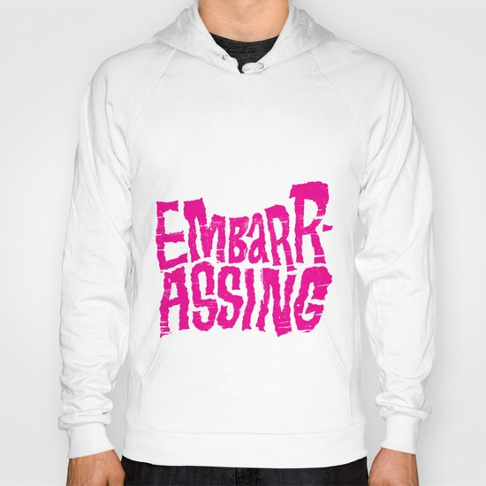 Beauty is Embarrassing  Hoody