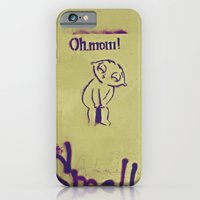 iPhone & iPod Case featuring Oh,mom! by Li9z