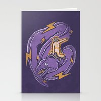 Electric Rodeo Stationery Cards
