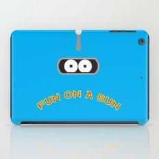 FUN ON A BUN iPad Case