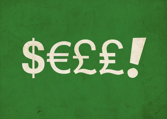 Subliminal Currency Art Print