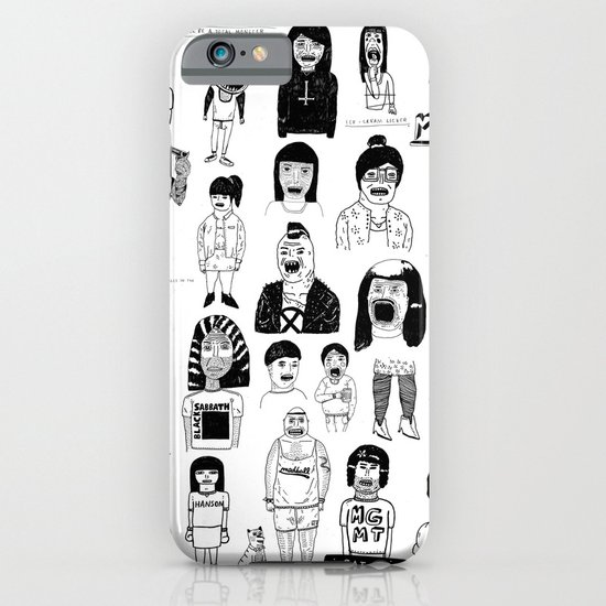 PEEPZ iPhone & iPod Case