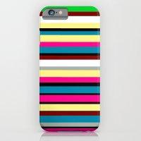 Stripes iPhone 6 Slim Case