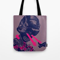 Look Into My Beautiful E… Tote Bag