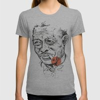 Son House - Get Your Cla… Womens Fitted Tee Athletic Grey SMALL