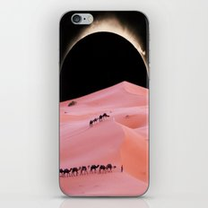 Manifest Your Quest iPhone & iPod Skin