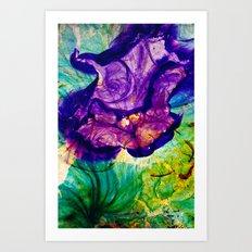 New Garden Art Print