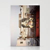 rooftop view::charleston Stationery Cards