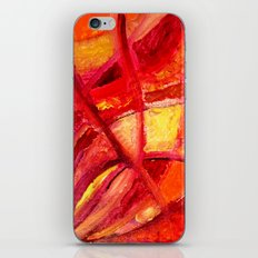 Dance frozen in time iPhone & iPod Skin