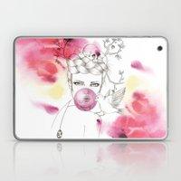 Bubble Birdie Laptop & iPad Skin