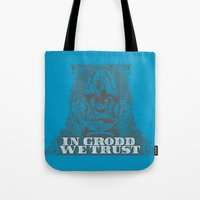 In Grodd We Trust Tote Bag