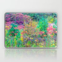 A Walk Among The Colors … Laptop & iPad Skin