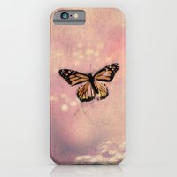 iPhone & iPod Case featuring Butterfly  by Forgotten Beauty