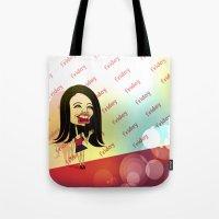 Rebecca Black Hits The R… Tote Bag