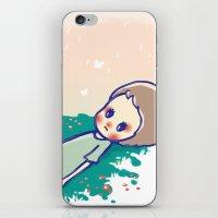 a little star iPhone & iPod Skin