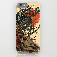 iPhone & iPod Case featuring Dominate by nicebleed