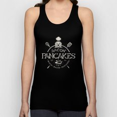 Bacon Pancakes Unisex Tank Top