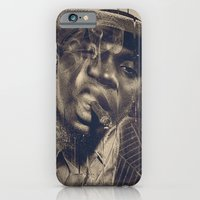 iPhone & iPod Case featuring DARK SMOKE by Ptitecao