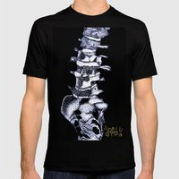 Spinal Tap Mens Fitted Tee Black SMALL