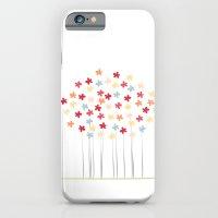 Delicate Blooms iPhone 6 Slim Case