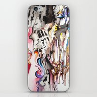Porn Piece iPhone & iPod Skin
