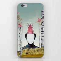 VIAJERA ESPACIAL // JUNO  iPhone & iPod Skin