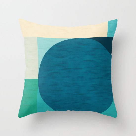 Kaku Throw Pillow