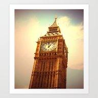 Big Ben I Art Print