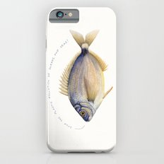 Stop the plastic pollution of oceans and seas! iPhone 6 Slim Case