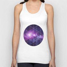 galaxy Unisex Tank Top