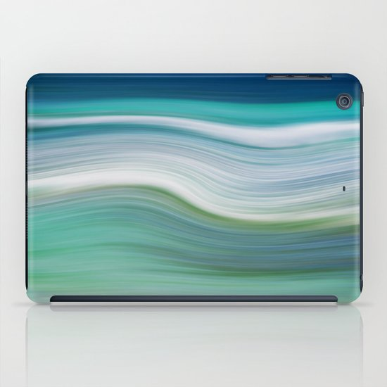OCEAN ABSTRACT iPad Case