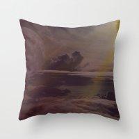 Bright Skies Throw Pillow