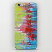 A Day At The Beach/Sonia… iPhone & iPod Skin
