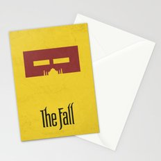 The Fall - Minimal Poster Stationery Cards