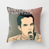 Dustland Fairytale Throw Pillow
