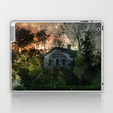 The Ghost House Laptop & iPad Skin