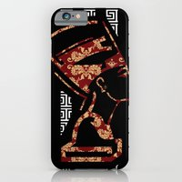 iPhone & iPod Case featuring neffy by Artistofculture