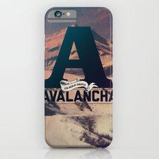 AVALANCHA iPhone 6s Slim Case