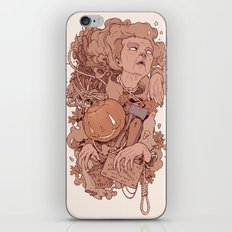 Mega Spoops iPhone & iPod Skin