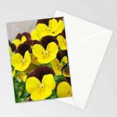 Pansy Stationery Cards