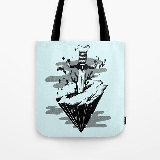 Releasing Dark Matter Tote Bag