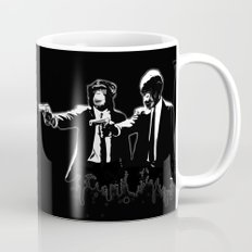 Divine Monkey Intervention Mug