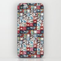 Corrupted pixel loop iPhone & iPod Skin