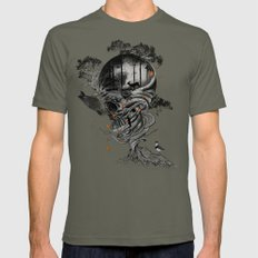 Lost Translation Mens Fitted Tee Lieutenant SMALL