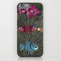 A Tale Of Three Fishes iPhone 6 Slim Case