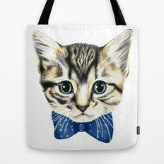 Un petit chaton Tote Bag