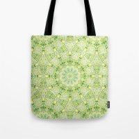 Sun Tile Tote Bag